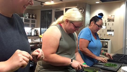 Weight Loss Resort Cooking Classes