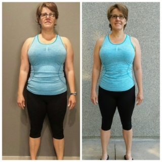 Sandra loses 20 pounds in 4 weeks at weight loss camp