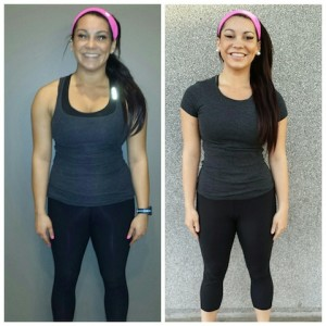 Amazing 12 inches lost after just 4 weeks at Weight Loss Camp