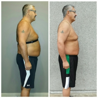 After 4 weeks at Unite Fitness Camp