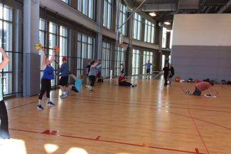 Boot Camp at Unite Fitness Camp