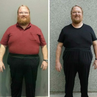 Unite Fitness Retreat Before and After