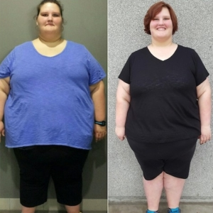 Extreme Weight Loss Camp Success