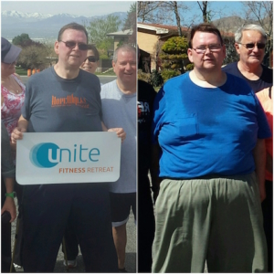 Weight Loss Camp Success Story