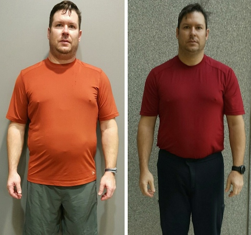 Lost 18 Pounds at Unite