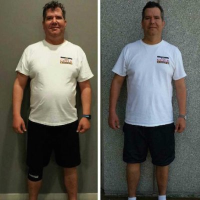 Weight Loss Camp for Adults Success Story