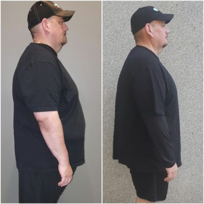 Lost 35 pounds at Unite