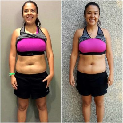 Fitness Camp Success Story