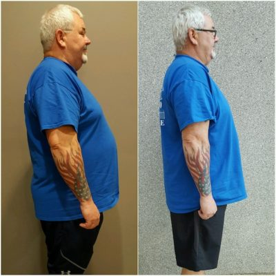 Fitness Camp Before and After