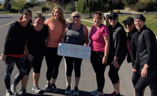 Unite Fitness Hiking Program