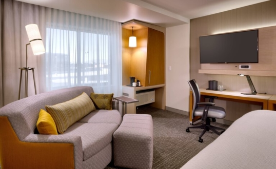 Unite Weight Loss Camp Guest Suite