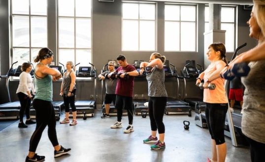 Fitness Camp Group Fitness